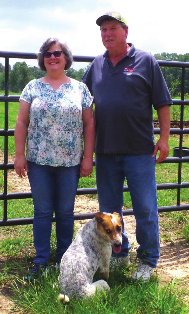 Calhoun County Farm Family
