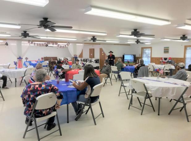 Calhoun County Honors Local Veterans