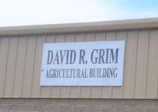 Agriculture Building Named After Teacher