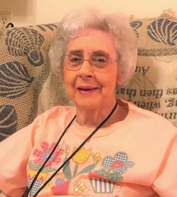 Betty Jane McDuffie Dunn