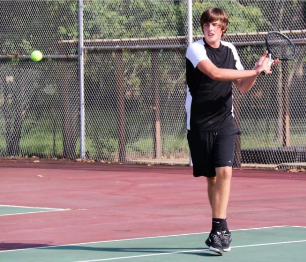 Hampton Tennis Team Starts Season