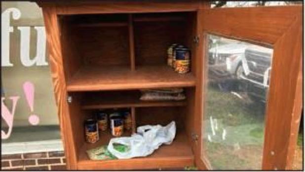 Street Pantry in Need