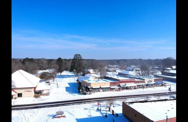 Snow Day… Make that Snow Week