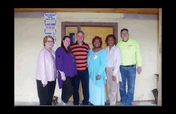 South Arkansas Regional Health Center Opens in Hampton