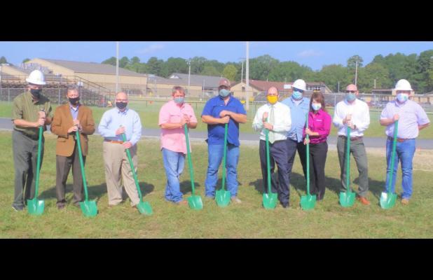 Hampton School District Breaks Ground on Solar Farm