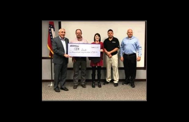 Hampton High School Receives STEM Grant