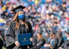 Southern Arkansas University recognized 283 graduates at the Fall 2020 Commencement Ceremony