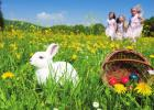 A BRIEF HISTORY OF The Easter Bunny