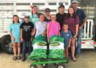 Students Raise Money For Future Farmers of America