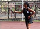 Hampton Tennis Team Starts Season