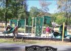 New Playground Equipment Installed at City Park