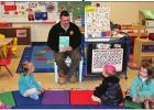 Community Reads to Elementary Students